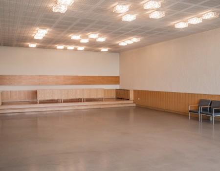 Ausstellungsfläche