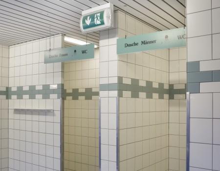 Sanitary installatons